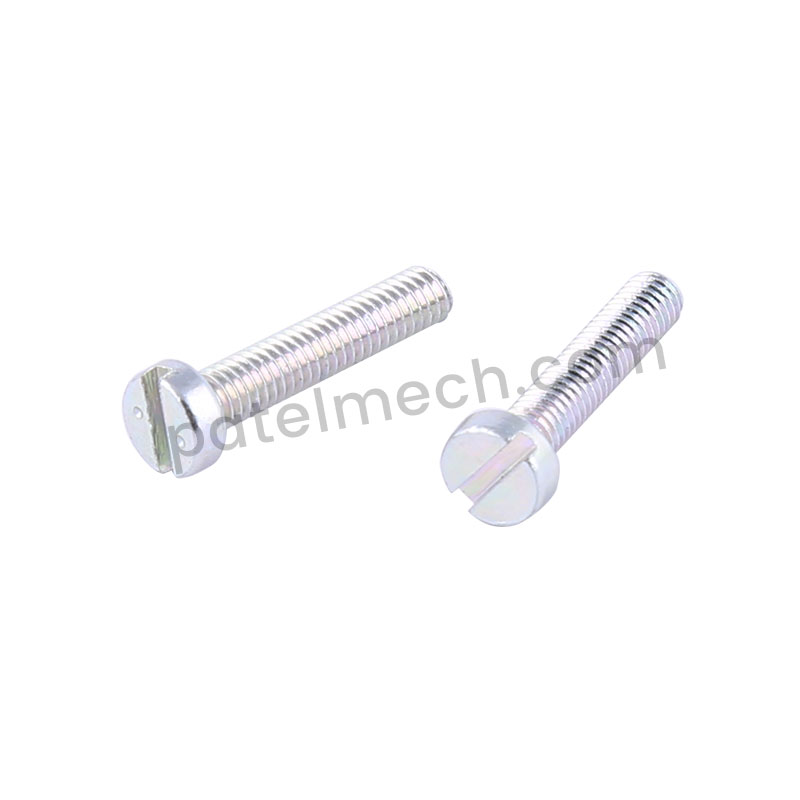 Machine Screw - Patel Mech India